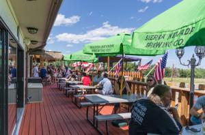 Denver Patio Bar Wrigleys