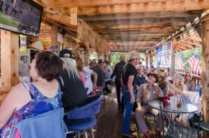 Denver Patio Bar Wrigleys 2